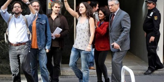 Archivada la causa contra los ocho imputados por organizar el 25-S