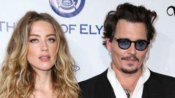 Amber Heard solicita una orden de alejamiento contra Johnny