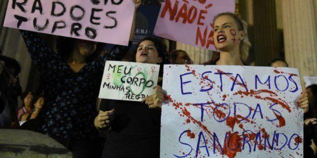 La violación colectiva a una joven consterna Brasil y expande la indignación en las