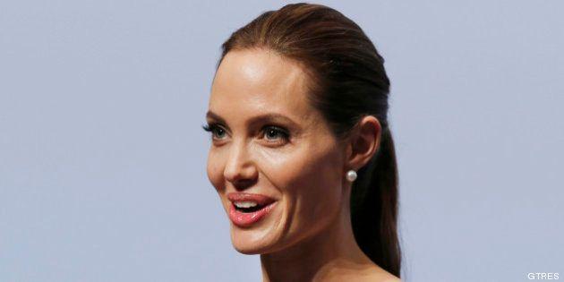 Angelina Jolie, la actriz mejor pagada de Hollywood según Forbes