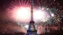 Las 25 iluminaciones más espectaculares de la Torre Eiffel desde 1924