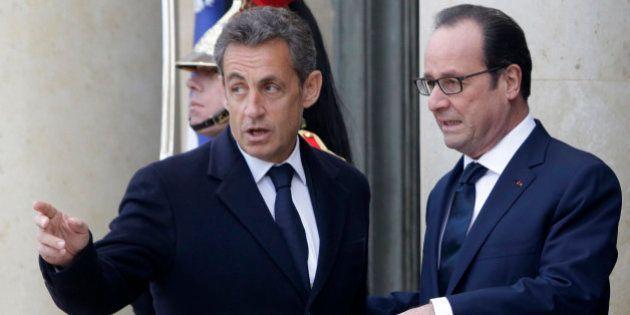 EEUU espió a Hollande, Sarkozy y