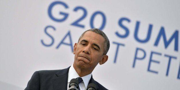 Ataque a Siria: Obama afronta el riesgo del 'no' en el Congreso sin descartar