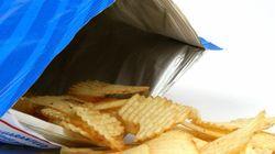 ¡Cuidado! Esta bolsa de patatas podría estar espiándote