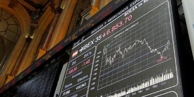 La Bolsa pierde un 5,12% en su cuarta peor semana del