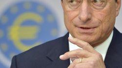Draghi, sobre el rescate: España debe decidir