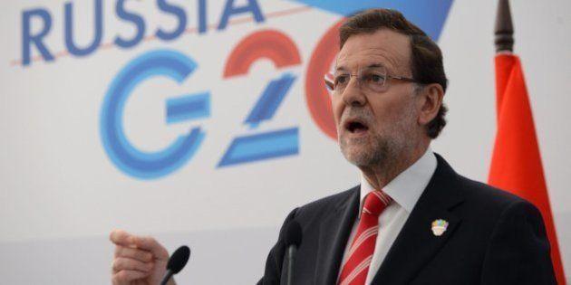 Rajoy ocultó a los periodistas su apoyo a Obama sobre Siria en el