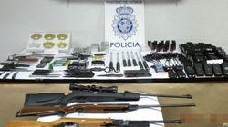 Detenido un menor por fabricar y vender armas
