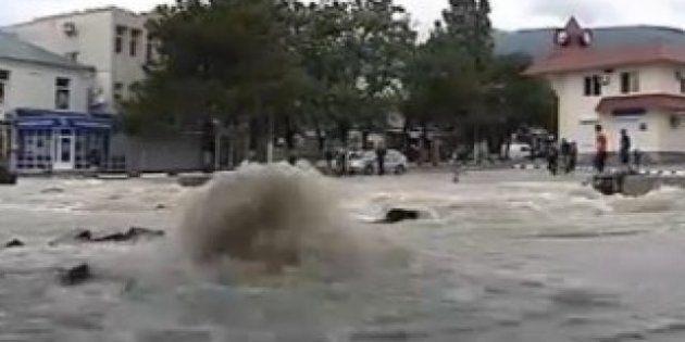 Un centenar de fallecidos por las fuertes lluvias en el sur de