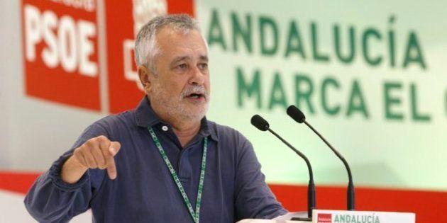 José Antonio Griñán, reelegido al frente del PSOE andaluz con el 71% de los
