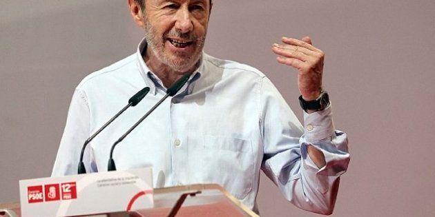 Pérez Rubalcaba: