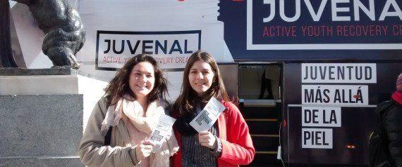 Juvenal, una crema para meterse en la piel de los jóvenes españoles