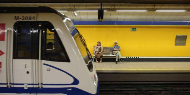 Accidente de Metro en Madrid: 22 heridos leves al chocar un tren contra una topera en Príncipe