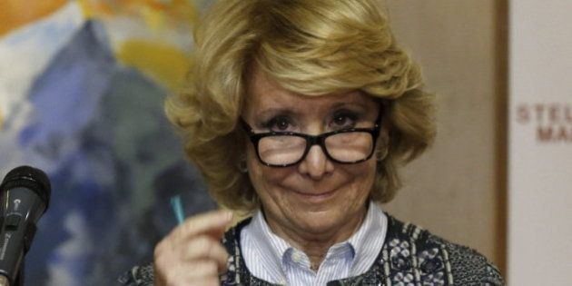 Un exdiputado del PP dice que Aguirre aprobó las 'tarjetas black' de Caja