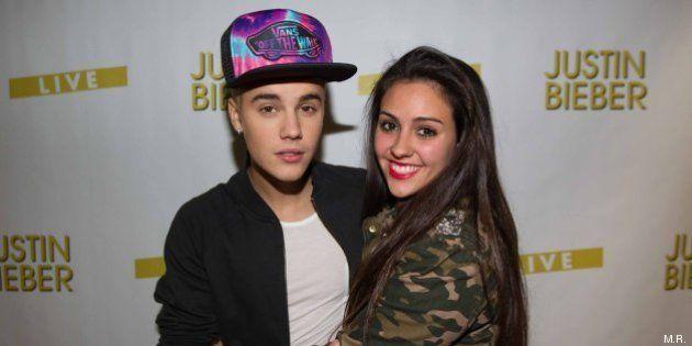 Esta foto con Justin Bieber cuesta 360