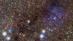 Nuestra galaxia y otras imágenes que deja el