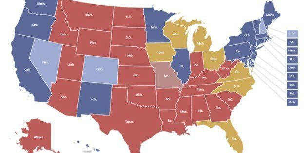 Elecciones EE UU 2012: cómo seguir las