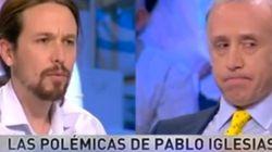 El nuevo enfrentamiento entre Pablo Iglesias y Eduardo Inda