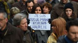 Los lemas y las pancartas de París
