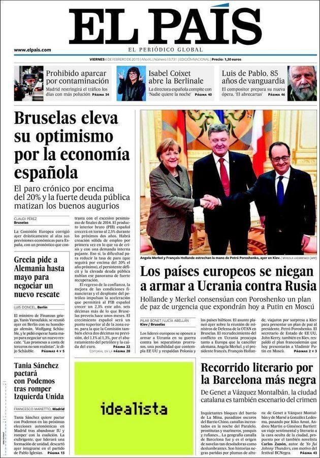 Revista de prensa: España,