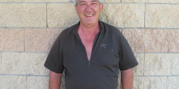 José Medina, minero jubilado de 62 años: