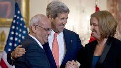 Palestinos e israelíes buscan llegar a un acuerdo en nueve