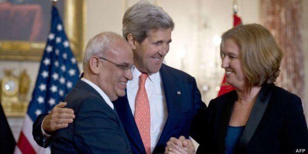 Israel y Palestina pretenden lograr la paz en nueve