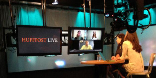 Nace 'HuffPost Live': la televisión del Huffington Post podrá verse desde el 13 de