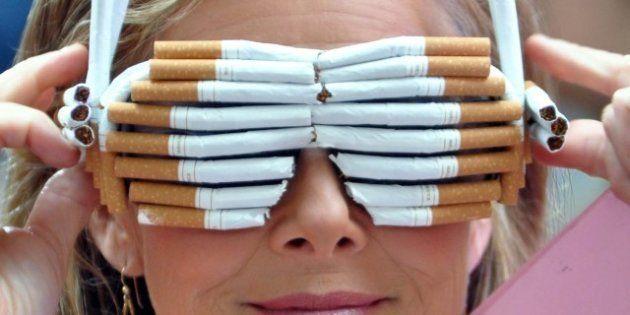 Dejar de fumar engorda 5 kilos en el primer año, según un