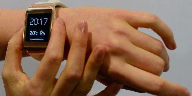 Galaxy Gear: Samsung se adelanta y presenta su primer reloj inteligente