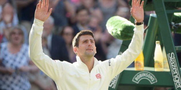 Djokovic gana Wimbledon y arrebata a Nadal el número 1 del
