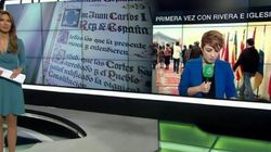 Cristina Pardo la lía 'parda' en
