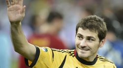 Casillas, titular ante