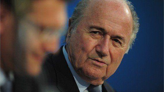 Blatter contra el