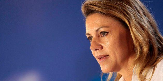 Cospedal, sobre el encuentro de Rajoy con Obama: