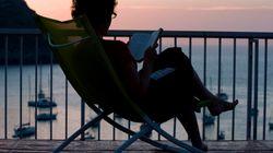 ¿Te gusta leer al aire
