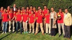 Orgulloso de los atletas españoles en los Special Olympics