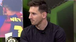 Messi explota: