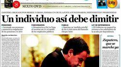 Cómo vieron los medios los recortes de Zapatero y cómo ven los de Rajoy