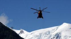 Avalancha en Mont Blanc: Dos españoles muertos y dos