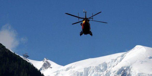 Avalancha en el Mont Blanc: Dos españoles muertos y otros dos desaparecidos