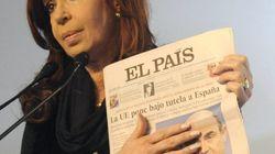 Cristina Fernández, sobre Guindos: