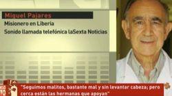 El religioso infectado por ébola: