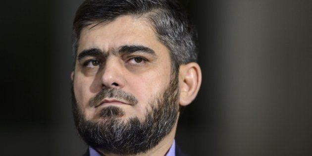 Dimite el negociador jefe de la oposición siria por la falta de avances en el proceso de