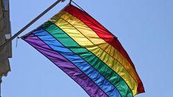 La Delegada del Gobierno en Madrid critica la bandera gay en el