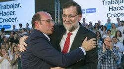 La Guardia Civil vincula al presidente de Murcia con la trama
