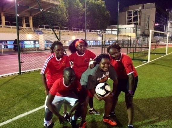 Antes de la Eurocopa, habrá un torneo de fútbol de refugiados LGTB en
