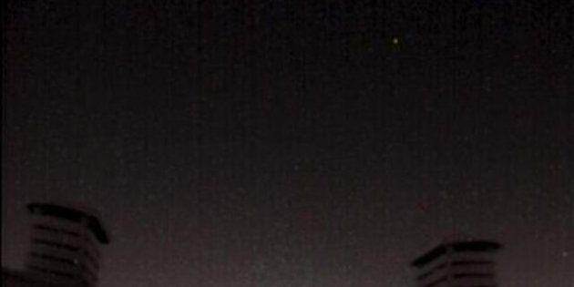 Meteorito Madrid 2012: la caída de un fragmento estelar ilumina la noche de la