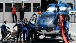 Investigan las causas de la avalancha del Mont Blanc que causó nueve muertos