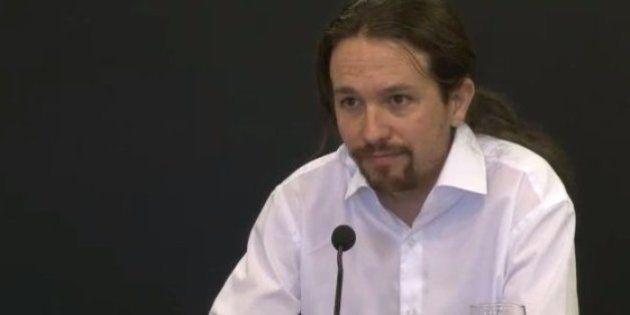 Pablo Iglesias responde a Guindos: